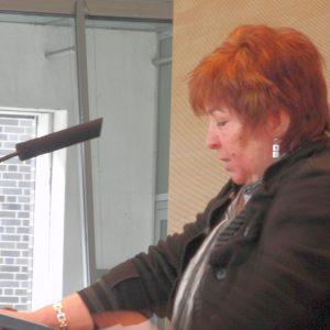 Ulla Ecks, Vorsitzende der SPD-Kreistagsfraktion