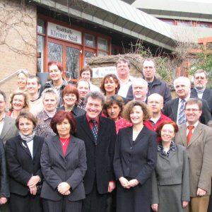 Kandidatinnen und Kandiaten der SPD für den Gütersloher-Kreistag
