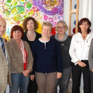 Mitglieder der SPD-Kreistagsfraktion besuchen die Frauenberatungsstelle in Gütersloh